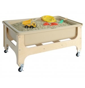 Deluxe Toddler Sand and Water Table