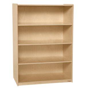 Multi-Purpose Wood Classroom Storage