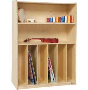 Tip-Me-Not Multi-Purpose Bookcase