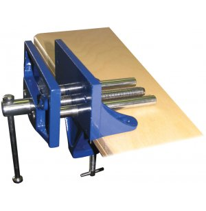 Extra Vise for Workbench