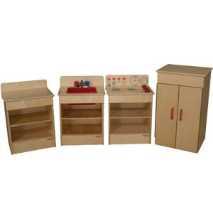 Play Appliances Set of 4