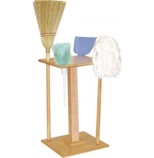 Complete Housekeeping Playset with Stand
