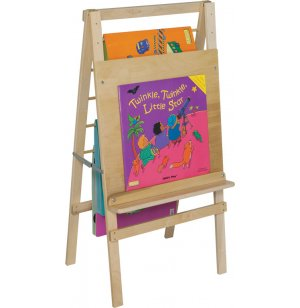 Big Book Easel & Hanging Storage