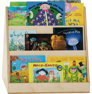 Tot Size Book Display 2 Sided