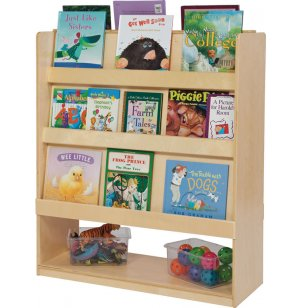 Deluxe Double-Sided Library