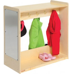 WD Dress Up Storage Closet