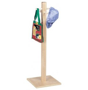 Pretend Play Toddler Coat Tree