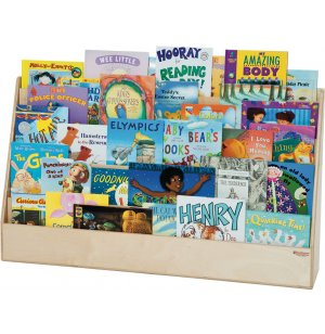 Extra Wide Book Display Stands