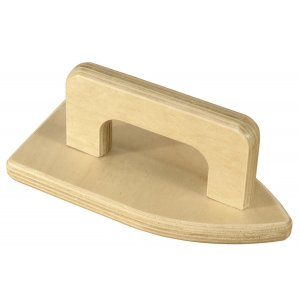 Pretend Play Wooden Toy Iron