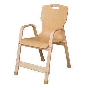 Bentwood Stackable School Chair