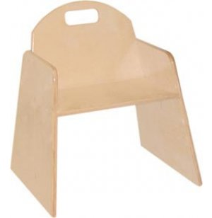 WD Woodie Preschool Chair