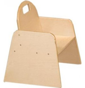 WD Woodie Toddler Chair