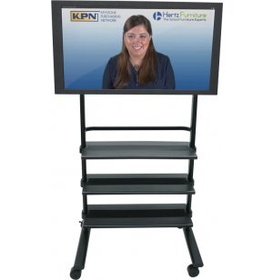 Universal Flat Panel/LCD Stand