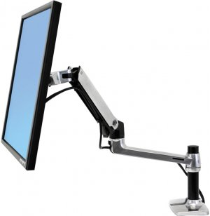 LX LCD Monitor Arm Desk Mount