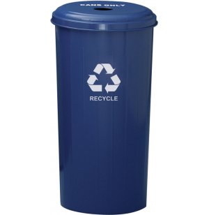 Round Recycling Container