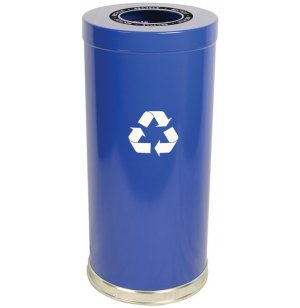 Recycling Container with 1 Opening