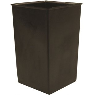 36-Gallon Rigid Square Plastic Liner