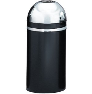 Monarch Series Dome-Top Trash Receptacles