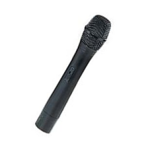 Wireless Mic, Handheld