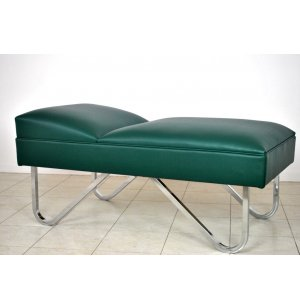 WMC Pediatric Recovery Couch  with Chrome Legs
