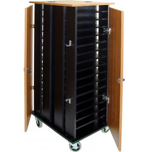 Netbook Tablet iPad Charging Cart - 32 Unit