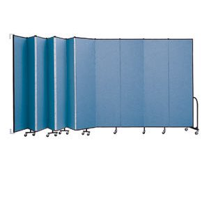 WALLmount Movable Walls - 11 Panels