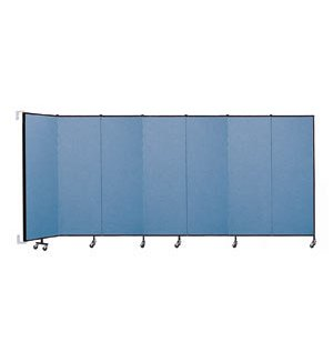 WALLmount Movable Wall - 7 Panels