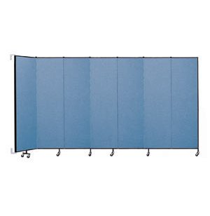 WALLmount Movable Walls - 7 Panels