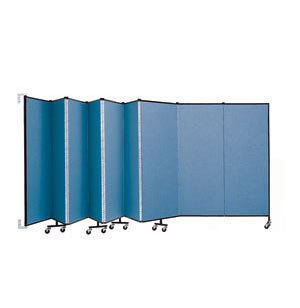 WALLmount Movable Wall - 9 Panels