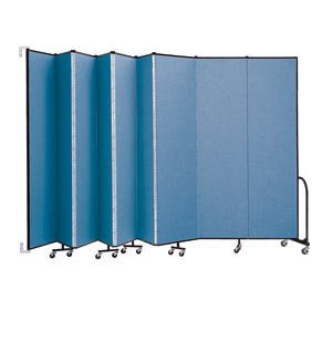 WALLmount Movable Walls - 9 Panels