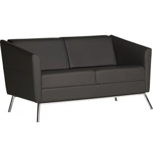 Wind Loveseat - Leather Upholstery