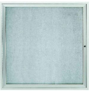 Weatherproof Enclosed Vinyl Board