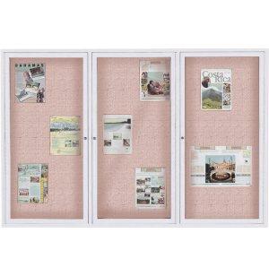 Weatherproof  Enclosed Illumin Vinyl Board