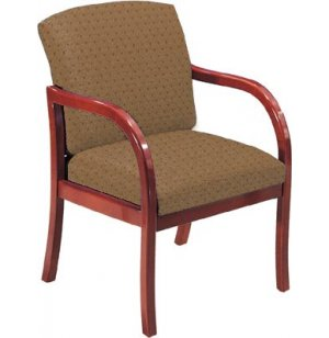 Weston Guest Armchair - Grd 3 Fabric
