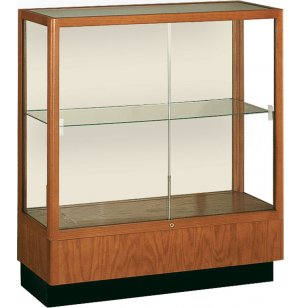 Oak Trophy Case - Fabric  Back