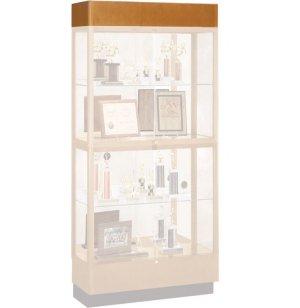 Cornice Oak Light Fixture