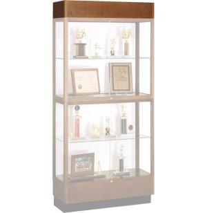 Cornice Light Fixture for Heritage 2-Tier Display Case
