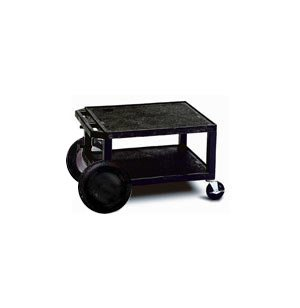 Open Shelf Tuffy Cart with 8in Wheels