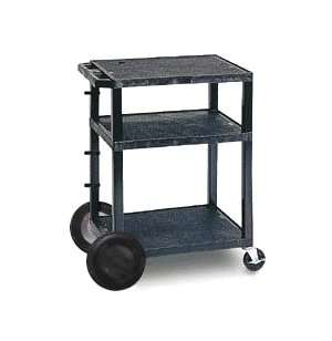 Open Shelf Tuffy Cart - with Electric & 8