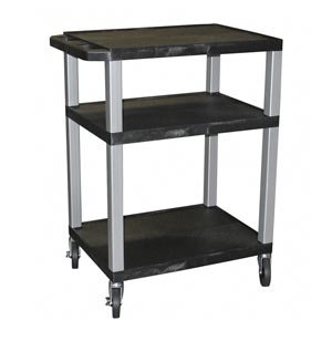 Open Shelf Tuffy Cart with Electric