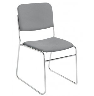 Designer XL Side Chair Stacker