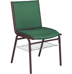 XLE Stacking Side Chair with 2 in Seat