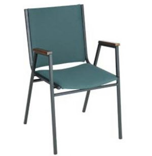 XLE Stacking Arm Chair w/1