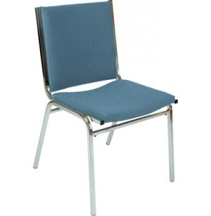 XL Side Chair with 1 inch Seat - Vinyl