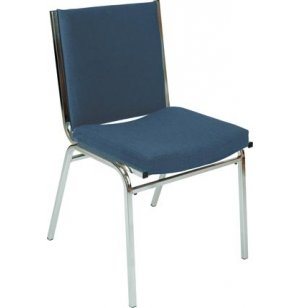 XL Side Chair with 3 inch Seat - Vinyl