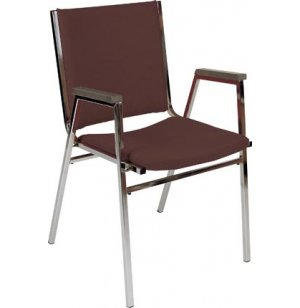 XL Arm Chair with 1 inch Seat - Vinyl
