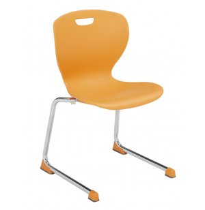 Zed Cantilever School Chair