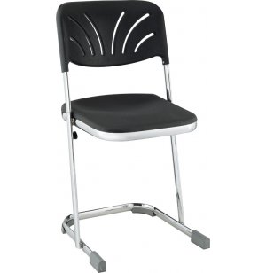 Heavy-Duty Z-Stool with Backrest