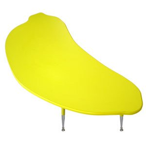 FruiTable Activity Table, Banana Shape