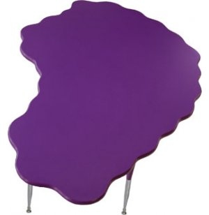 FruiTable Activity Table, Grapes Shape